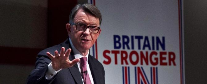 Va via a sorpresa l'ambasciatore GB alla Ue. Farage: «Brexit cambia tutto»