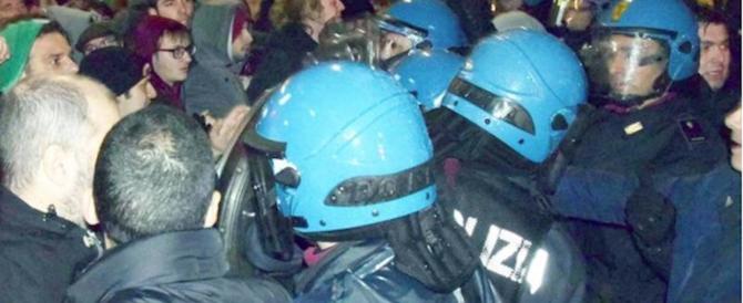 Il corteo antifascista può costar caro: a Pavia in tanti rischiano 35 anni di galera
