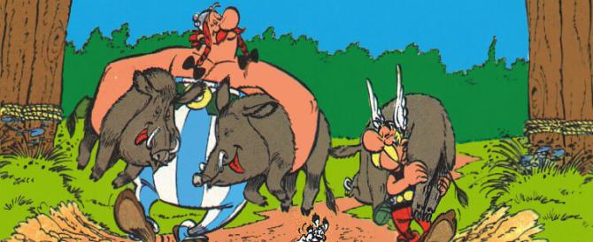 Asterix e Obelix verso un'altra avventura: a ottobre il nuovo albo