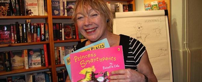 Addio a Babette Cole, la scrittrice dei libri per bambini più venduti al mondo