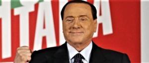 """Berlusconi in campo: """"Vorremmo andare al voto subito, però…"""""""