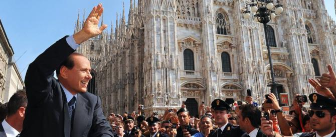 Berlusconi a colloquio con la Merkel: «Io, unico argine contro i populismi»