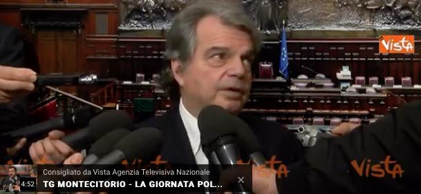 Brunetta: senza liti, possiamo puntare al 40%. Toti: sì al listone unico