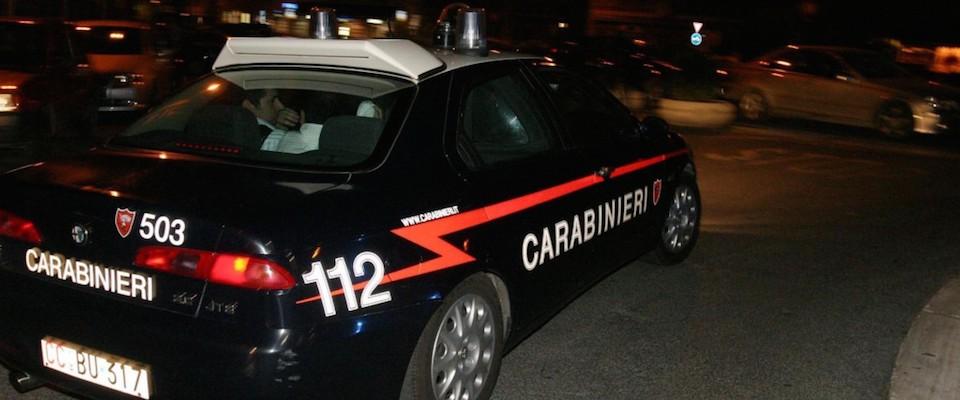 carabinieri clochard