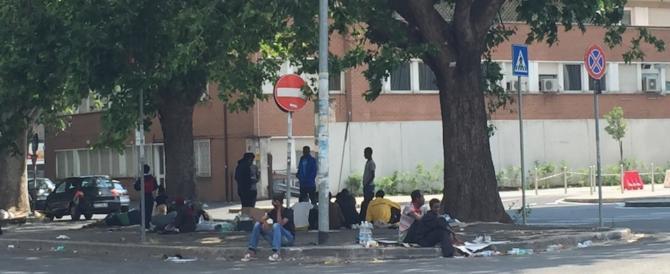 «No al centro d'accoglienza a Tiburtina»: FdI lancia la mobilitazione