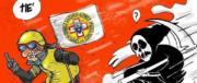 L'Italia risponde per le rime alla vignetta inaccettabile di Charlie Hebdo