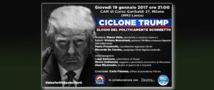 """Donald è arrivato. Un incontro """"politicamente scorretto"""" a Milano"""