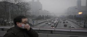 Cina, contro l'inquinamento Pechino schiera la polizia anti-smog