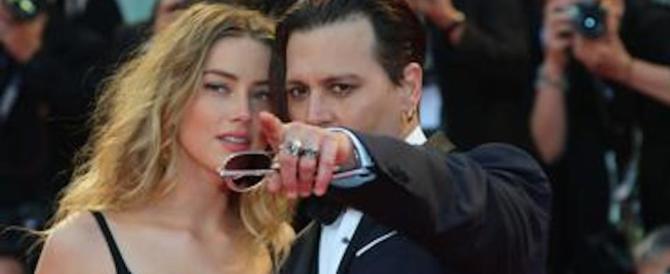 Divorzio Depp-Heard: lei incassa sette milioni di dollari e li dà in beneficenza