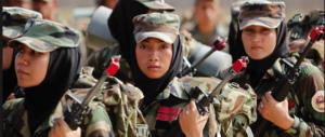 Contro l'Isis e i talebani gli afghani schierano il super-esercito delle donne