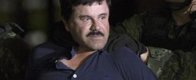 "Messico: estradato negli Usa il terribile ""El Chapo"", re del narcotraffico"