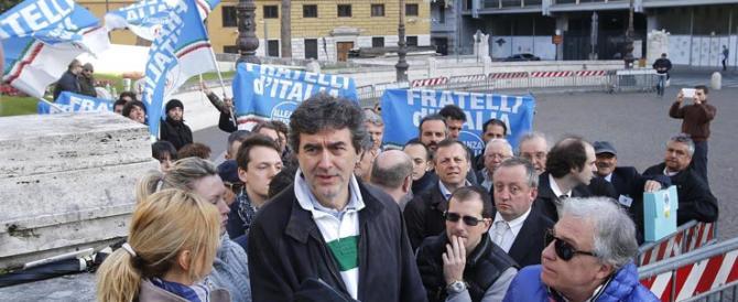 Marsilio: «Il 28 gennaio tutti a Roma. La piazza vuole il centrodestra unito»