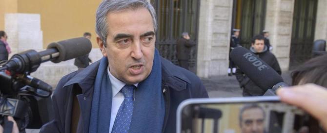 Copasir. Gasparri: «Sul grillino Tofalo la Boldrini non ha mosso un dito»