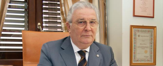 Addio a Giuliano Giuliani, storica bandiera della destra in Puglia