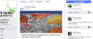 M5s, litigano pure per la pagina Facebook. E chiedono aiuto a Grillo