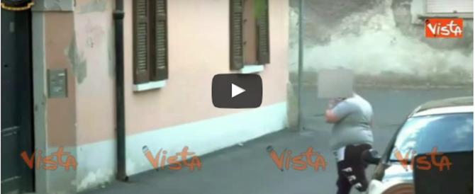 """«Voglio la tua vita». Le minacce fra le """"famiglie"""" campane e rom (video)"""