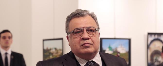 Ankara dedica una via al diplomatico russo ucciso da un agente radicale