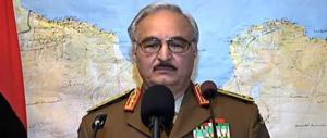 Mosca appoggia Khalifa Haftar, l'uomo forte libico che non piaceva all'Italia