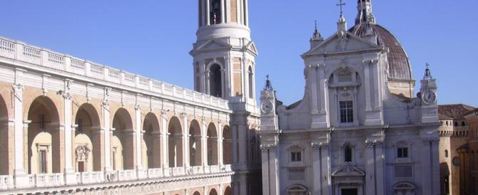 Vento forte, scoperchiata la cupola della Basilica di Loreto: nessun ferito