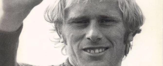 40 anni fa moriva Re Cecconi. Tragedia inspiegabile, figlia di anni bui