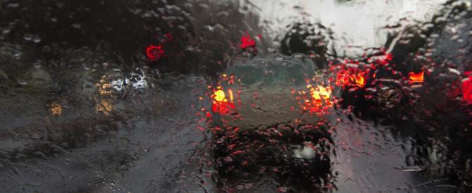 Piogge per quasi tutta la settimana al nord e centroItalia. Stop ai traghetti