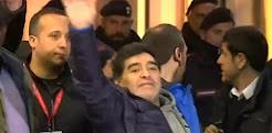 Arriva Maradona e Napoli va sempre in delirio. La parola ai tifosi… (video)