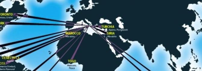La Dia lancia l'allarme: la 'ndrangheta ha assunto dimensione internazionale