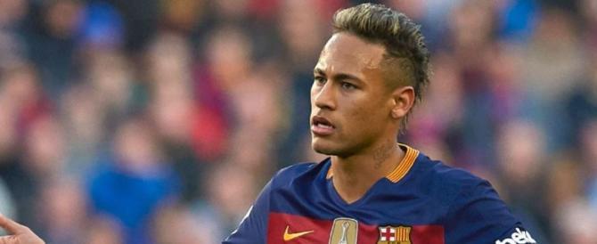 Neymar è il giocatore più costoso del mondo, seguito da Messi e Pogba