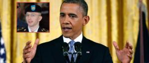 """""""Obama, vergogna"""". Rabbia per la grazia concessa allo spione Manning"""