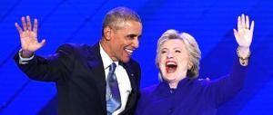 Sorpresa: Obama e la Clinton votarono per Bush a favore del Muro di confine