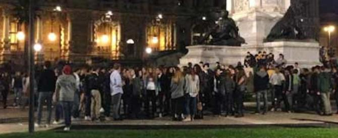 Roma, rissa a Piazza Cavour: 7 arresti per l'accoltellamento del sedicenne