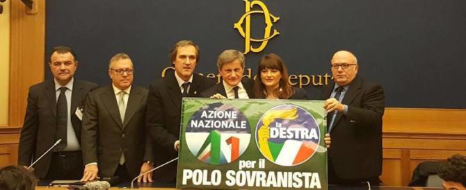 Primarie del centrodestra, Alemanno e Storace: il Polo sovranista parteciperà