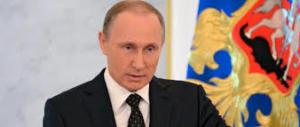 """Clima, Putin ironizza sulle critiche dei leader mondiali a Trump: """"State sereni"""""""