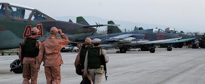 Primi raid aerei congiunti Usa-Russia contro obiettivi dell'Isis in Siria