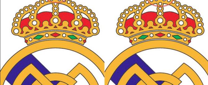 Anche il Real Madrid si arrende agli islamici e toglie la croce dal simbolo
