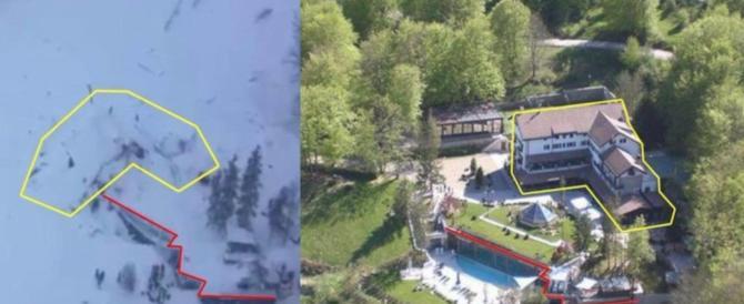 La denuncia di un esperto: «Quell'hotel non doveva essere costruito lì…»