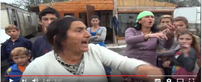 Svolta di destra del sindaco Pd: ronde anti-Rom sui bus (video)