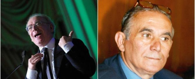 Salvatore e Pinuccio, stesso sangue e stessa passione politica. Eppure diversi