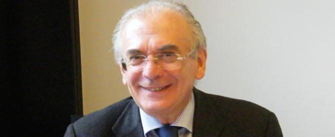 Il mondo di destra in lutto: è morto Salvatore Tatarella