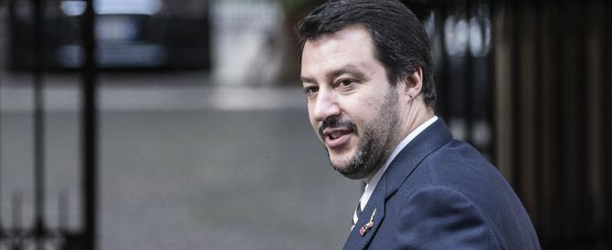 """Tajani """"domestico della Merkel"""". Le parole di Salvini incrinano il centrodestra"""