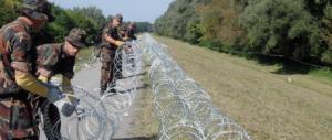Anche la Slovenia chiude le frontiere. L'hanno capito tutti, tranne l'Italia