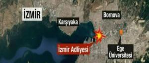 Turchia sotto assedio: autobomba a Smirne uccide, due terroristi abbattuti