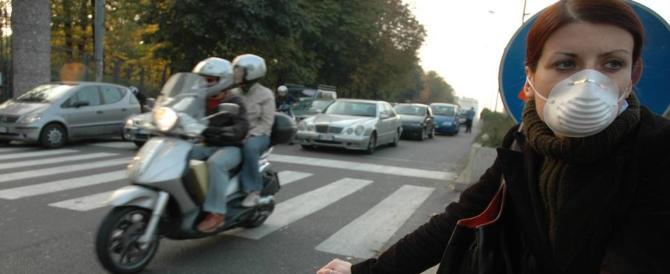 Smog, nella classifica delle città più inquinate svetta Torino. Ecco le altre