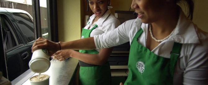 Caffè avvelenato per Trump: Starbucks assumerà diecimila rifugiati