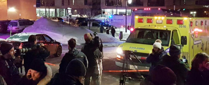 Strage in Quebec, arrestati 2 studenti: uno è di origini marocchine