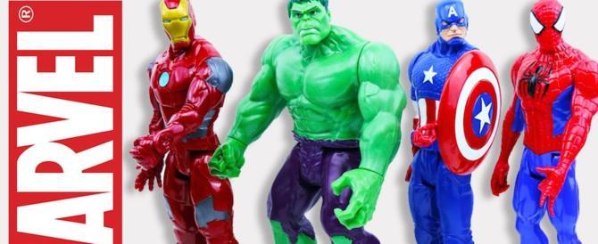 I Supereroi rendono i bambini più aggressivi: uno studio spiega perché