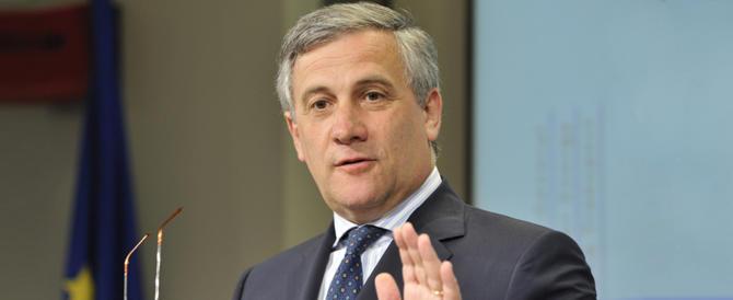 Tajani zittisce Moscovici: è un socialista, non parla a nome di Bruxelles