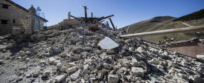 Terremoto, proposta della Lega per sbloccare le procedure di emergenza