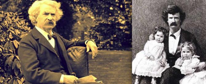 Trovato a Berkeley un inedito di Mark Twain: una favola scritta per le figlie