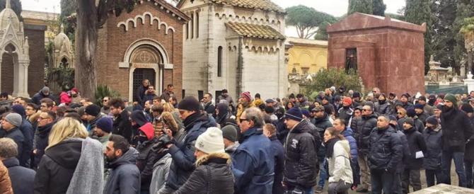 """Al Verano il viaggio della memoria per omaggiare """"tutti"""" i caduti d'Italia"""